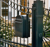 brievenbussen hek poort
