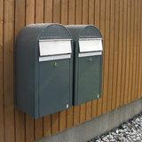 bobi brievenbussen grande grijs