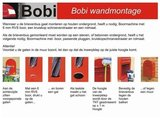 Brievenbus Bobi Swiss wit  RAL 9016_