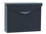 Envelop2 brievenbus antraciet RAL 7016_
