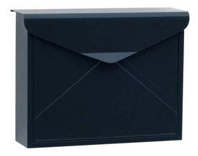 Envelop2 brievenbus zwart