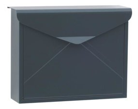 Envelop brievenbus antraciet