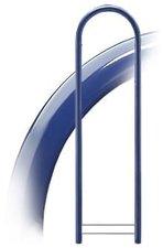 Bobi statief round donkerblauw RAL 5003