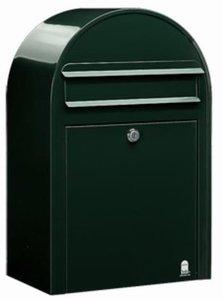 bobi brievenbus zwart groen