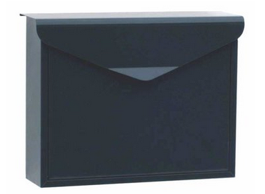 Envelop2 brievenbus antraciet RAL 7016