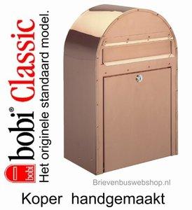 Brievenbus Bobi Classic koper