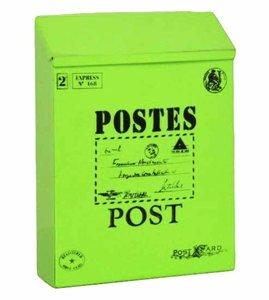 goedkope brievenbus groen