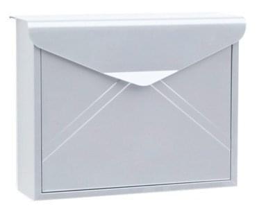 RVS Envelop brievenbus Inox