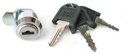Bobi slot met 3 sleutels voor uw Bobi Grande of Bobi Jumbo