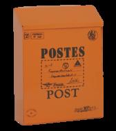 goedkope brievenbus post oranje