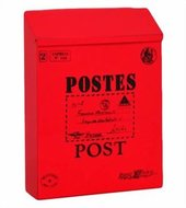 brievenbus rood goedkoop
